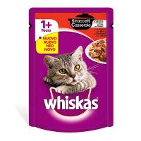 Whiskas Casserole Φακελάκια σε Ζελέ 85g