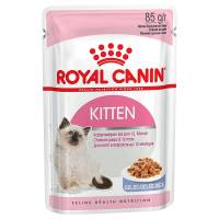 Royal Canin Kitten Instictive Jelly Φακελάκι