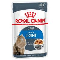 Royal Canin Ultra Light Jelly Φακελάκι