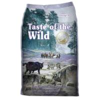 Taste of the Wild Sierra Mountain Canine με ψητό αρνί
