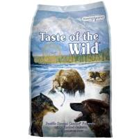 Taste of the Wild Pacific Stream Canine με καπνιστό σολομό