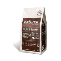 ΞΗΡΑ ΤΡΟΦΗ NATUREA LIGHT & SENIOR 12kg