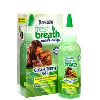 TROPICLEAN FRESH BREATH GEL FOAM